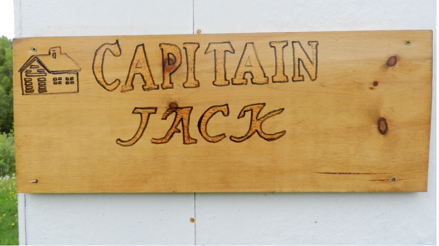 Capitain Jack | 6 pers ( 2 lits double, 2 lits simple)