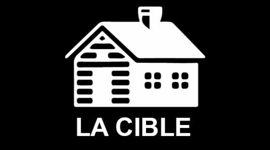 La Cible | 7 personnes (7 lits simple)